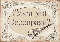 co to jest decoupage